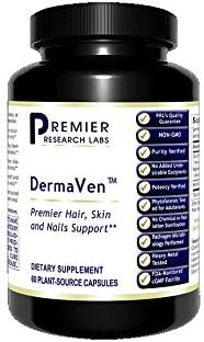 Premier DermaVen™ Bioavailable Solubilized Super Special SALE held Hair Skin Keratin Max 48% OFF