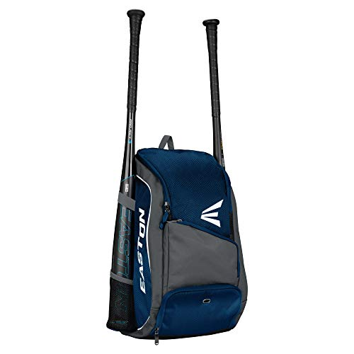EASTON GAME READY Bat & Equipment Backpack Bag, Navy