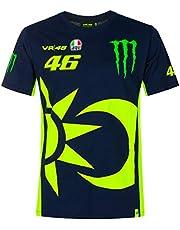 Valentino Rossi Heren T-shirt Collezione Monster Dual