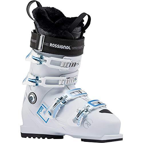 Rossignol Botas de esquí Pure 80Rental Mujer–Mujer–Talla 422/3–Negro, Color Negro, tamaño 25.5