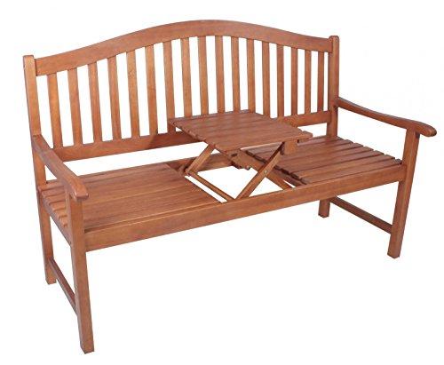 Garden Pleasure Bank PHUKET, mit hochklappbarem Tisch