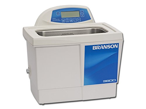 LIMPIADOR POR ULTRASONIDOS BRANSON 3800 CPXH-5,7 l