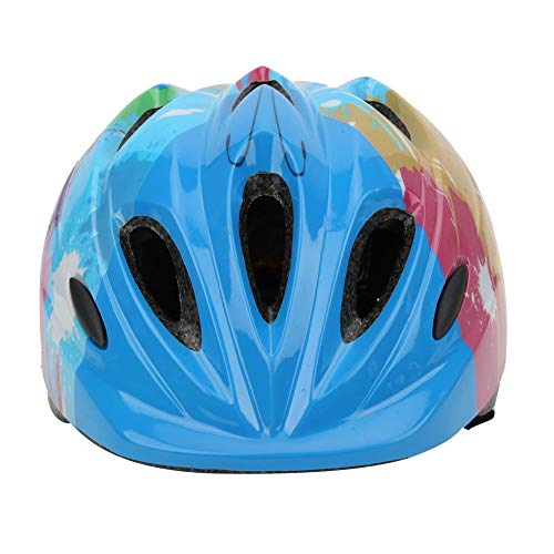 Great Price! Tbest Children Protective Helmet, Adjustable Safty Cycling Helmet for Bike Roller Skati...