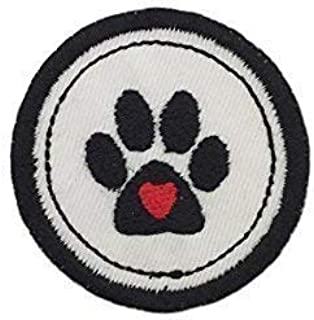 """Merit Badge Patch- 2"""" Animal Lover Patch"""