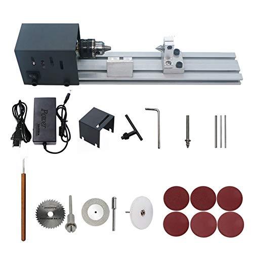 Lathe Beads Polisher Machine Woodworking Craft DIY Rotary Tool Set Standard Grinding Set