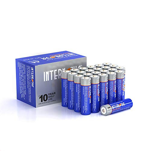 24 CT Internova Ultra Alkaline AA Batteries Pack $8.79 (41% Off)