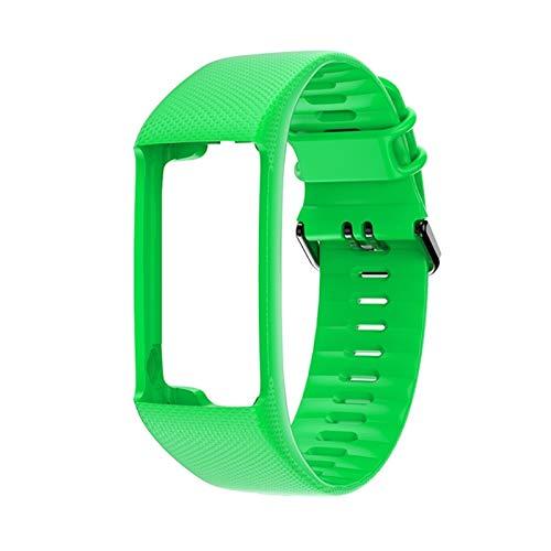 LXF JIAJU Muñeca De Reemplazo Original Soft Silicone Wamkband Smart Sport Reloj Correa para Polar A360 A370 (Color : B)