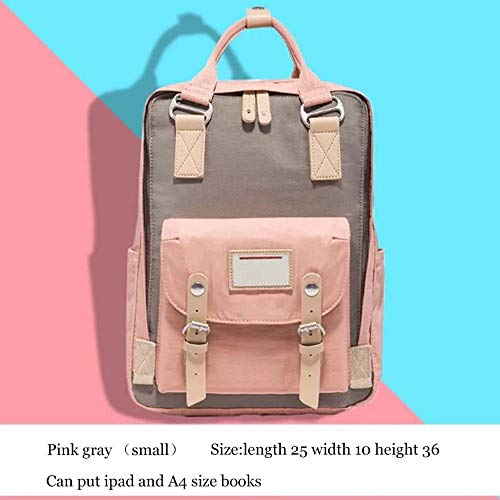 Damesrugzak Moda ultra licht, versie Koreana van Selvaggio kleine Fresco High School Pupils Campus Bag New Mummy Travel Bag
