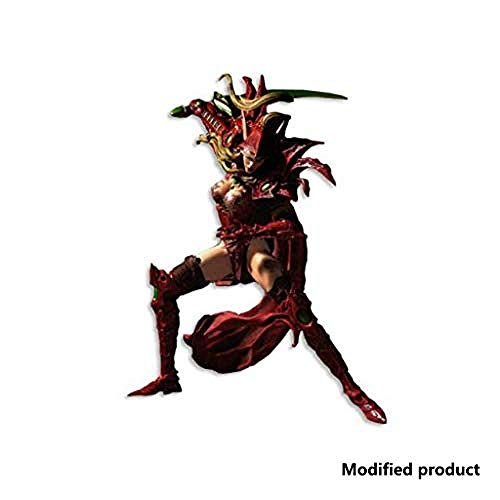 YYZZ World of Series 1 Sanguinar Valeera Blood Elf Rogue Figura de acción - Unlimited World of Figure - Figuras Altas 7 8 Pulgadas