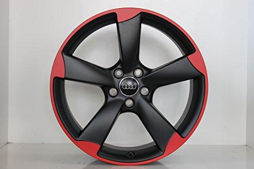 Original Audi A3 8P Golf 5 6 Felgen Satz 8P0601025CN 19 Zoll NEU 1257-A4