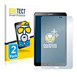 BROTECT 2X Entspiegelungs-Schutzfolie kompatibel mit Samsung Galaxy Tab A 10.1 2016 Bildschirmschutz-Folie Matt, Anti-Reflex, Anti-Fingerprint