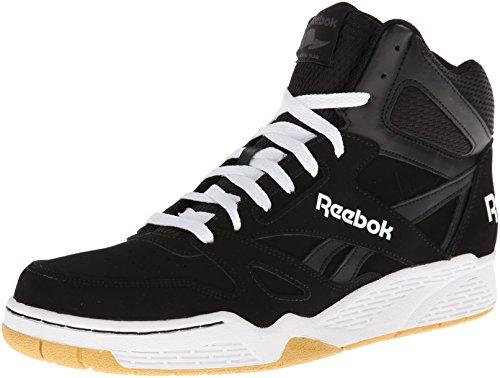 Reebok Zapatillas de Moda para Hombre Royal BB4500H XW, Color Negro, Talla 40.5 EU
