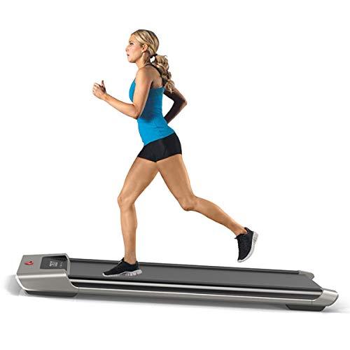 NFJMWM L'esecuzione Treadmill motorizzato Elettrico Jogging Walking Pieghevole Walking Allenamento Machine Equipment Fitness Home Piccolo Mute Fitness