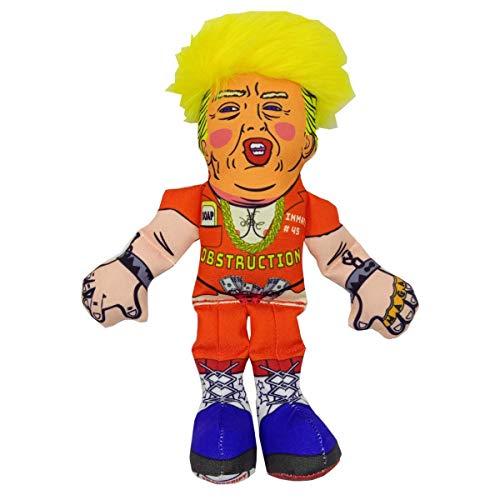 Chomp A Chump - Anti Donald Trump Parody Plush Dog...