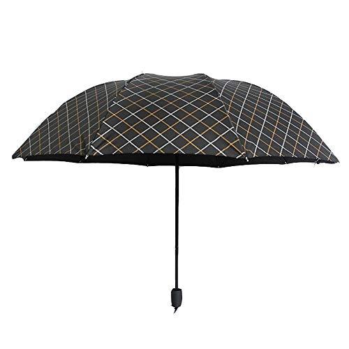 Y-S Regenschirm, Übergroßer Doppelregenschirm, Sommerregenschirm, Stilvoller Regenschirm, Werbegeschenk, Regenschirm, Regenschirm, Regenschirm, u, a