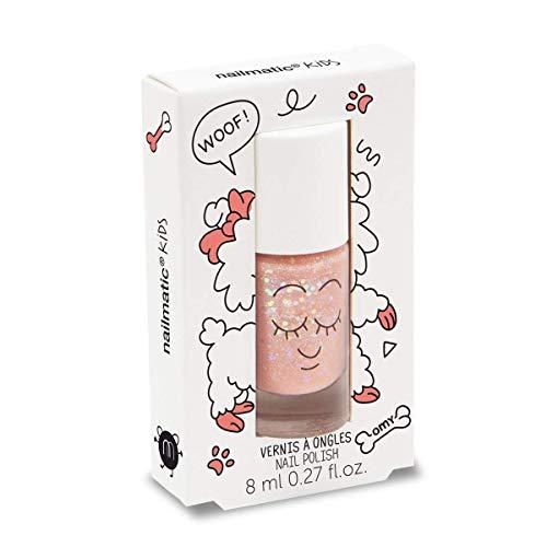 Esmalte Uñas Peachy Rosa Brillante