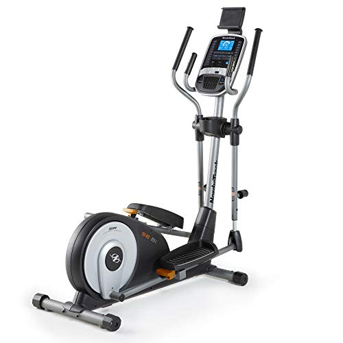 Nordic Track Unisex's SE5i Elliptical Cross Trainer, Black, adults