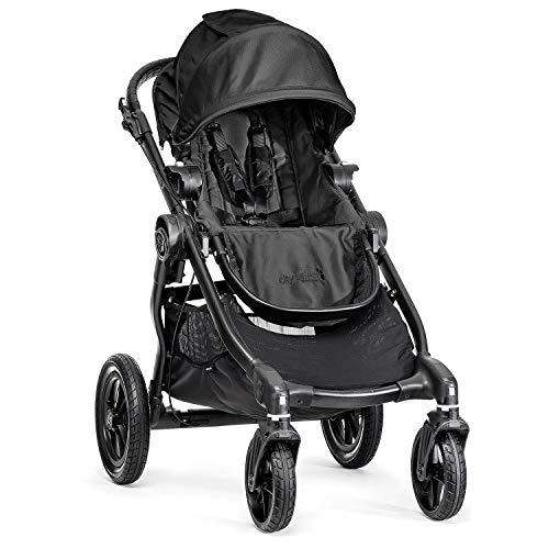 Baby Jogger BJ0142341000 City Select Passeggino, Telaio Black, Black