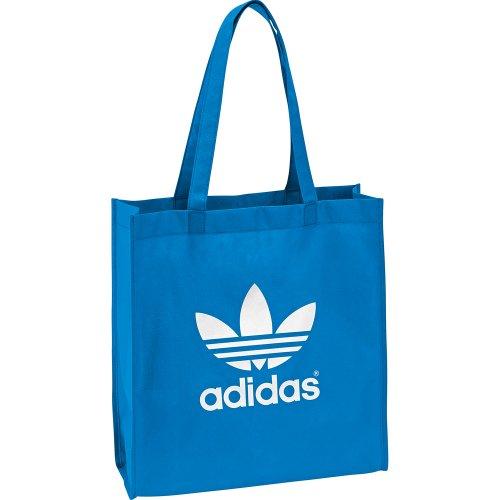adidas Tasche Adicolor Trefoil Shopper Bag, blau2, 36 x 38 x 11 cm, W68773