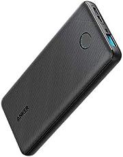 Anker PowerCore Slim 5000 (5000mAh スリム型 モバイルバッテリー) 【PSE認証済/PowerIQ搭載/レッドドット・デザイン賞受賞】 iPhone&Android対応