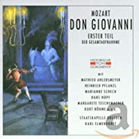 Don Giovanni (Erster Teil)