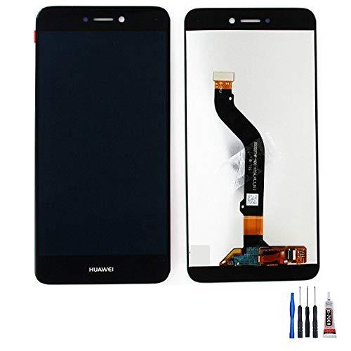 CHRONOSTOCKS Vitre Tactile Ecran LCD pour Huawei P8 Lite 2017 Noir Pra-LX1 LA1