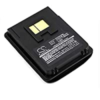 1800mAh 127021590 127021591 94ACC0054 Li-Ion Battery For Datalogic Mobile Scorpio CS-DAS100BL Barcode Scanner