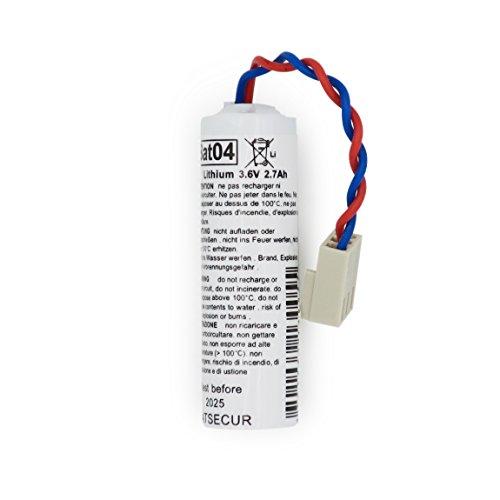 Compatibile con batterie al litio BAT04, Batli04, D8903, LI04, MGL956439 per allarme Daitem, Logisty, Diagral, Hager