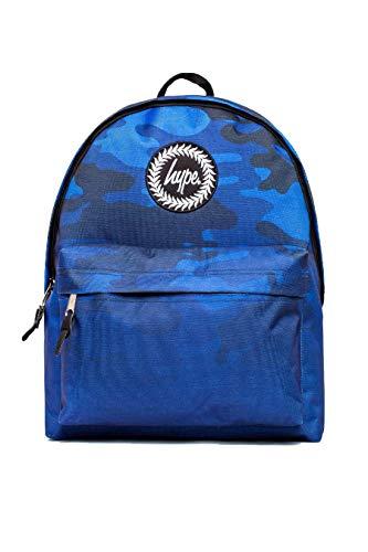 Hype Camo Fade Rucksack, 18 l, Marineblau/Blau