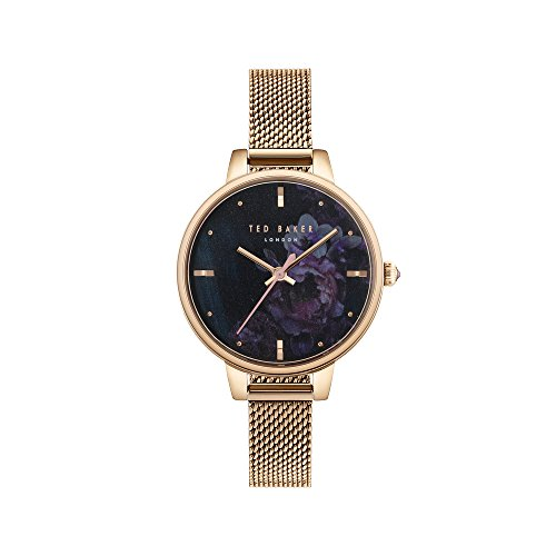 Ted Baker Women's Kate Quartz Watch with Stainless-Steel Strap