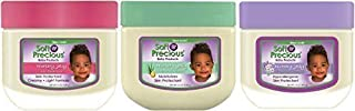 Soft & Precious Baby Nursery Jelly Trio Pack - 3 Different Baby Vaseline Jelly's
