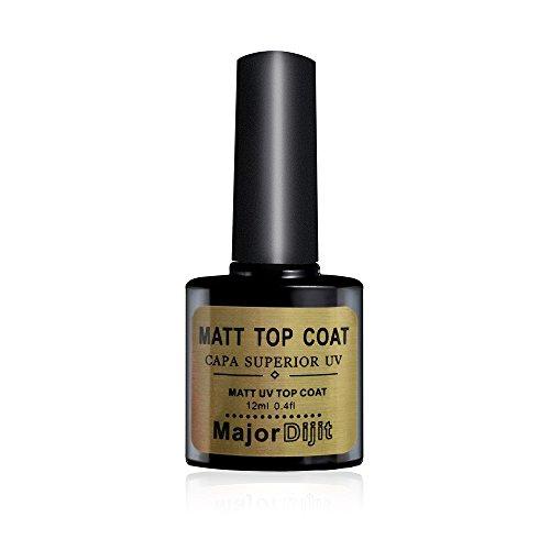Fineday Major DIJIT Matt Top Coat Uv Diamond Nail Gel Polish Primer Nail Art, Nail Art, Products for Christmas
