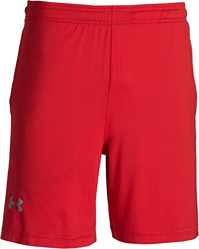 Under Armour UA RAID 8 SHORT Short Homme Red FR : S (Taille Fabricant : SM)