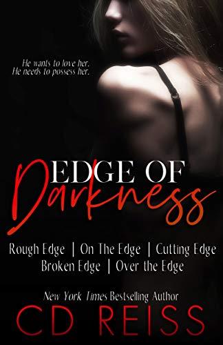 Edge of Darkness: A Dark Romance Box Set (English Edition)