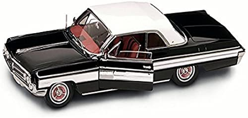primera vez respuesta 1962 Oldsmobile Oldsmobile Oldsmobile Starfire, negro with blanco Roof - Road Signature 20208 - 1 18 Scale Diecast Model Toy Car by Road Signature  bajo precio