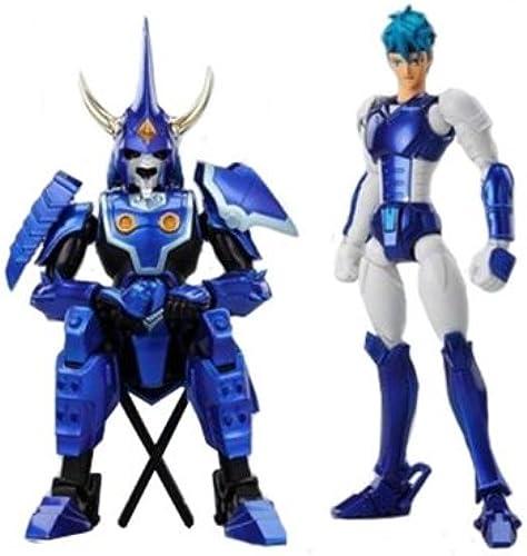Armor Plus 10 YGoldiden Samurai Troopers Sky Tenku Touma Tamashii Web Limited Figure