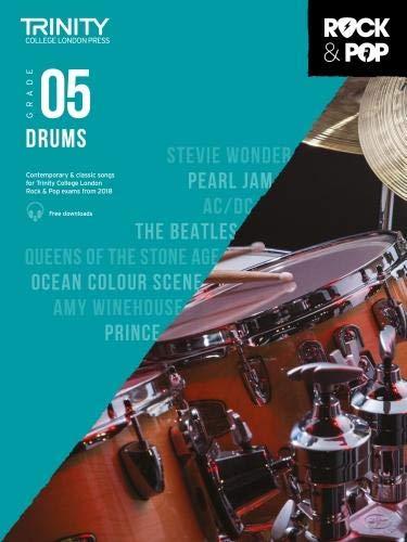 Trinity Rock and Pop Drums Grade 5