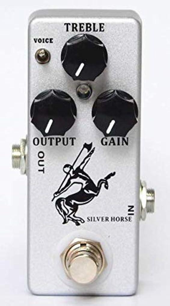 耐える挑む晴れRedstone MOSKY Silver horse エフェクター オーバードライブ ブースター エレキギター
