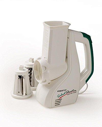 Food Processors Presto 02910 Salad Shooter Electric Slicer/Shredder, New,