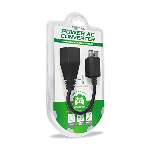 Tomee Power AC Converter for Xbox 360 Slim