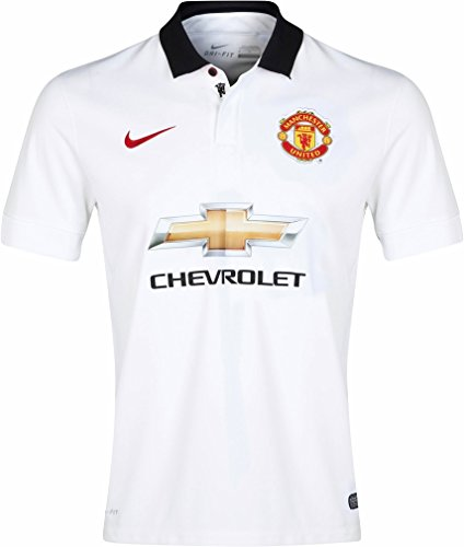 Nike Manchester United Away 2014_15 Soccer Jersey Large