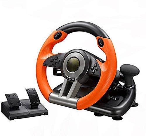 Racing Wheel pour PS4 / 3 Et PC