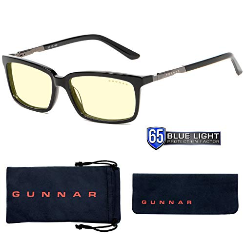 Cheap Gaming Glasses | Blue Light Blocking Glasses | Haus/Onyx by Gunnar  | 65% Blue Light Protectio...