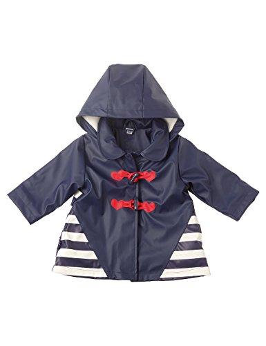 Tuc Tuc 38535 Abrigo, Azul, 104 (Tamaño del Fabricante:4A) para Niñas