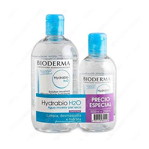 Bioderma Bioderma Hydrabio Micellaire 500Ml+250Ml 750 ml