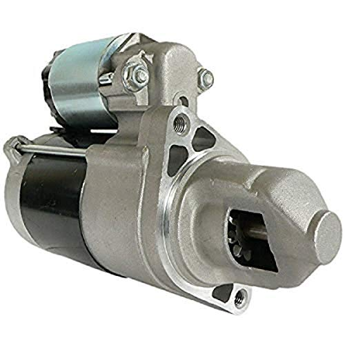 New DB Electrical SND0695 Starter Compatible With/Replacement For Cub Cadet Tank L54 KW All, John Deere 636M, 648M, 648R, 652B, 652E, 652M, 652R, 661R, W36R, W48R, W52R, WH36A All AUC12656, 19169N
