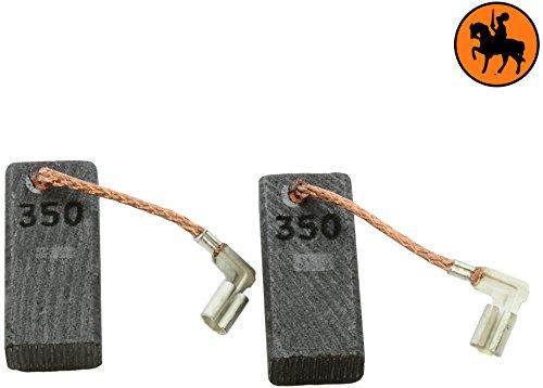 Kohlebürsten für MAKITA HR4013C Hammer -- 6,5x11x25mm -- 2.4x4.3x9.8'' -- Mit automatische Abschaltung
