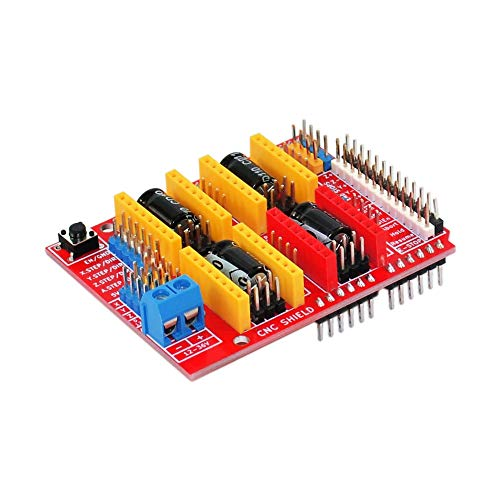 Electronic Module Suitable For CNC Shield V3 For A-r-d-u-i-n-o Engraving Machine Expansion Board / 3D Printer A4988 Driver Board