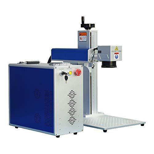 JPT 50W, 175×175mm Fiber Laser Marking Machine Fiber Laser Engraver Fiber Laser Marker