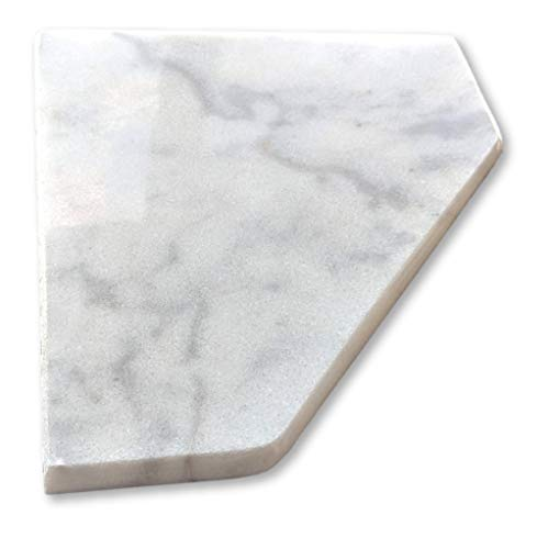 Marble Shower Corner Shelf - 8